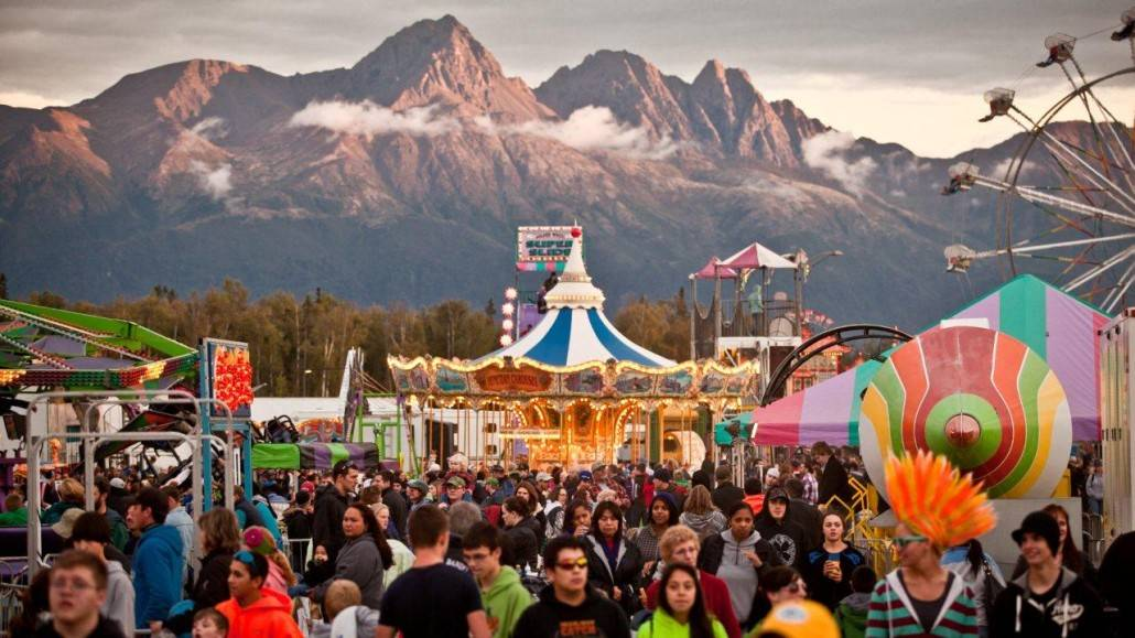 What's So Special About the Alaska State Fair?