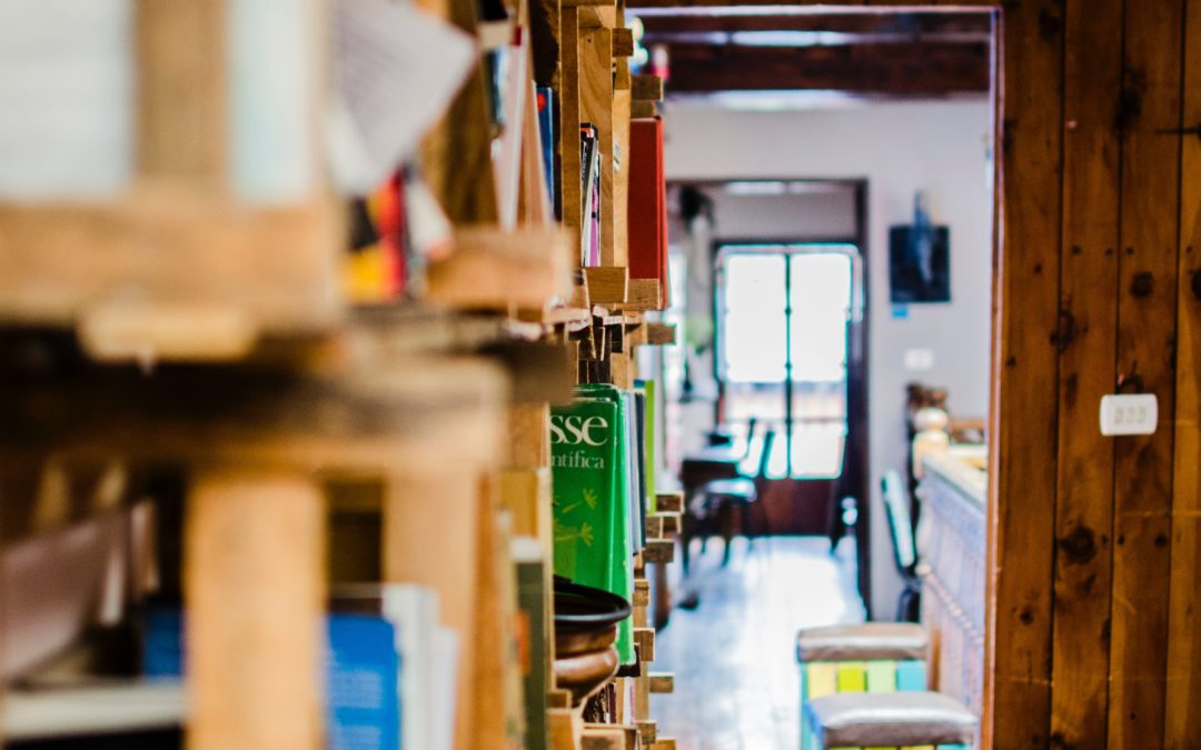 Why your visit to Palmer isn't complete without going to the bookstore